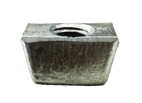 Galvanized Iron Wedge Nut